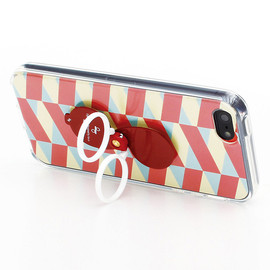 Revo - Revo  with iPhone5 Case     #Red×Clear