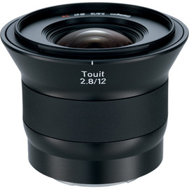 Carl Zeiss - Touit 2.8/12 E-mount