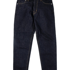 UNIVERSAL PRODUCTS - TAPERED DENIM PANTS