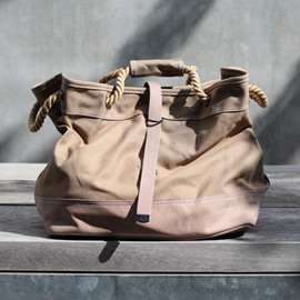 WTAPS - Canvas Beach Bag (13ss)