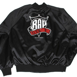BBP, Red Alert Productions - Red Alert Productions x BBP Satin Jacket