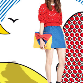 RED VALENTINO × Disney - Snow White collection look4