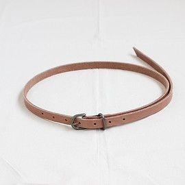 Hender Scheme - tail belt #natural