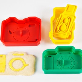 Photojojo! - The Camera Cookie Cutter Set