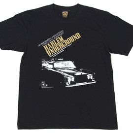 BBP, Paul Winley Records - Paul Winley Records x BBP Harlem Underground Tee