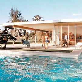 Richard Neutra - House in Palm Springs, USA