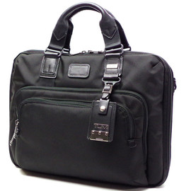 TUMI - Alpha Bravo Yuma slim business brief 22631 black