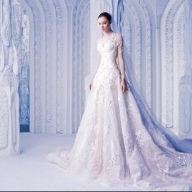 MICHAEL CINCO COUTURE - WEDDING DRESS