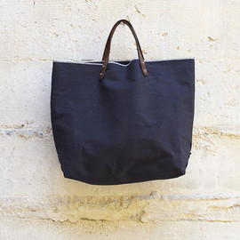 Stanley & Sons - Baguette Bag In Indigo
