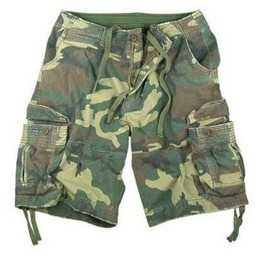 MARC JACOBS - Military Cargo Short