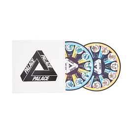 Palace Skateboards - PAIR OF SLIP MATS