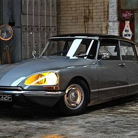 Citroen - DS 21 Pallas 1968