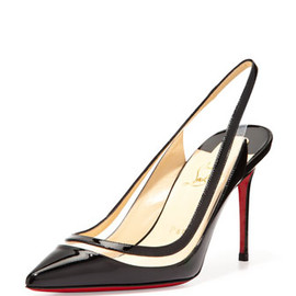 Christian Louboutin - Paulina Pointed-Toe Pump