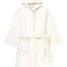 kashwere - HOODED ROBE