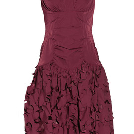 Nina Ricci - Cutout-skirt radzimir dress