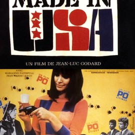 JEAN-LUC GODARD - MADE IN USA