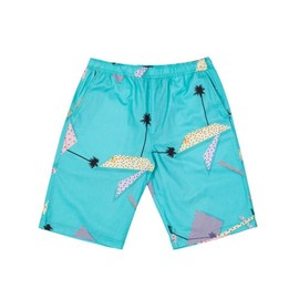 HUF - 1986 EASY SHORTS (Electric Blue)
