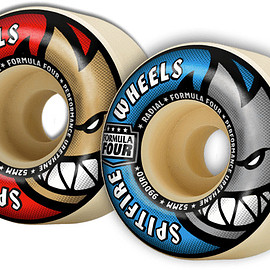 Spitfire Wheels - Formula Four Radial Wheels