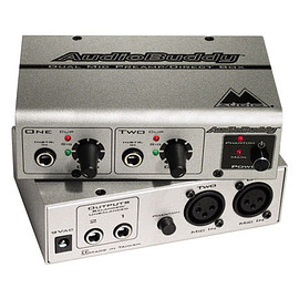 M-AUDIO - Audio Buddy Preamp