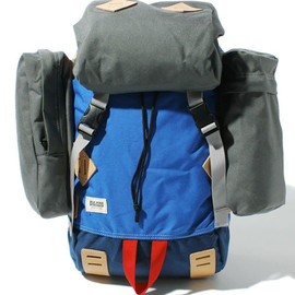 blk pine workshop - backpacks