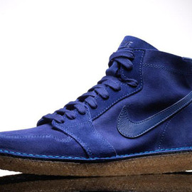 Nike Sportswear - Royal Mid SO Crepe Sneaker Pack Holiday 2011