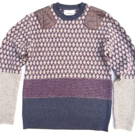 and wander - tree round neck sweater