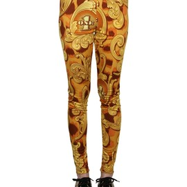jeremy scott - MONEY SILK LEGGINGS
