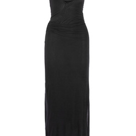 Helmut Lang - jersey maxi dress