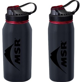 MSR - Alpine Bottle Matte Black