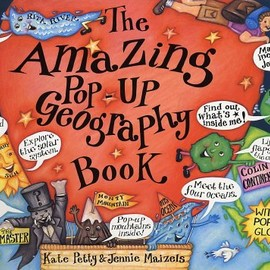 Kate Petty - The Amazing Pop-Up Geography  Book (Amazing Pop-Ups)