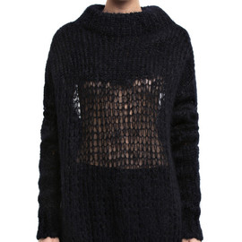 Acne - Ocean h mohair midnight blue