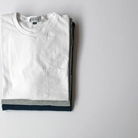 Engineered Garments Workaday - Pocket Tees
