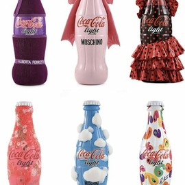 Coca-Cola - Limited Edition Coca-Cola Bottles