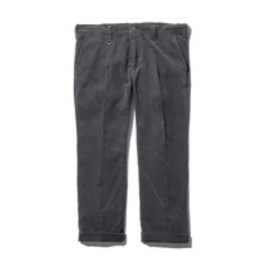 SOPHNET. - CORDUROY CROPPED PANT