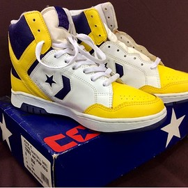 CONVERSE - WEAPON LAKERS