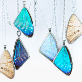 Papillon Belle - Butterfly Pendants