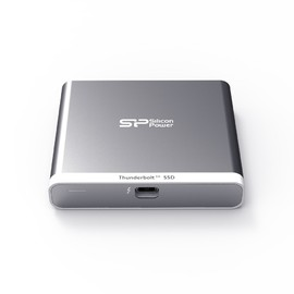 Sillicon Power - Thunder T11 - Thunderbolt™ Portable SSD (120GB)