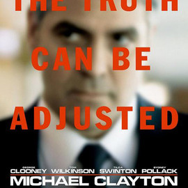 George Clooney - MICHAEL CLAYTON poster