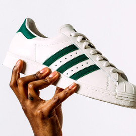 Adidas - SUPERSTAR 80s VINTAGE DX