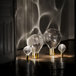 Poetic Lab - Ripple light for J. & L. Lobmeyr (Milan 2014)