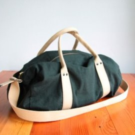 Tannis Hegan - Canvas Duffel
