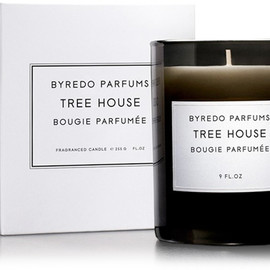 BYREDO - Launches Tree House Candle