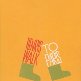 Leonore Klein, Saul Bass - Henri's Walk to Paris(復刻版)