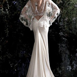 wedding - glamour dress