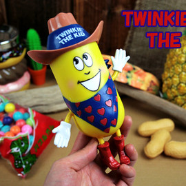 TWINKIE THE KID コンテナケース
