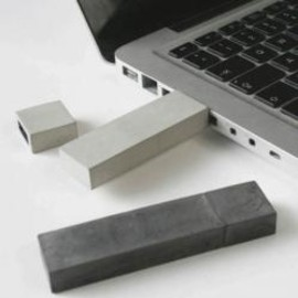 kix berlin - concrete usb sticks