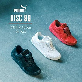 PUMA - PUMA DISC 89 BILLY'S EXCLUSIVE