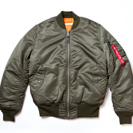 ENGLATAILOR by GB, Alpha Industries - MA-1