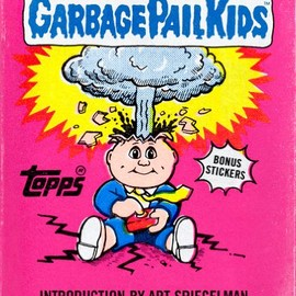 The Topps Company - Garbage Pail Kids