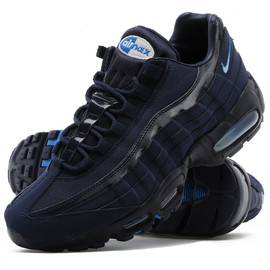 Nike - Air Max 95 - Blackened Blue/Photo Blue